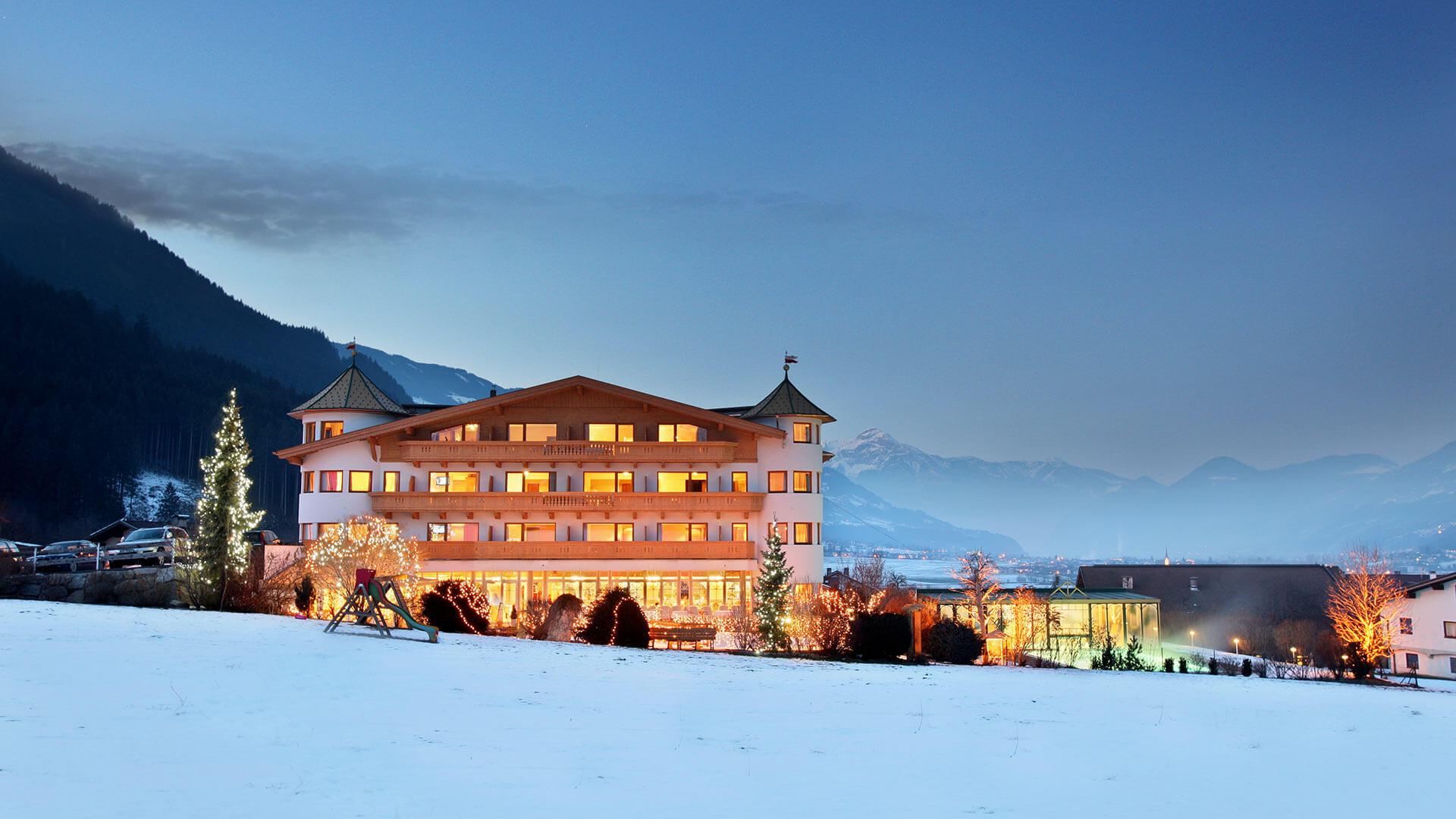 Hotel Magdalena  Sterne Im Zillertal